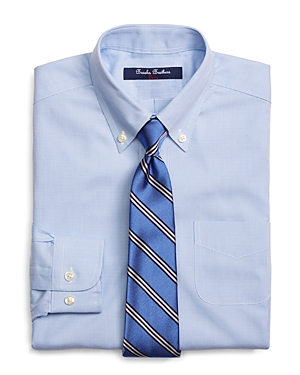 Shirts boys for Brooks brothers boys shirts