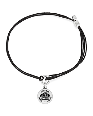 Alex and Ani Queen's Crown Adjustable Charm Bracelet