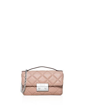 856572454f MICHAEL Michael Kors - Sloan Small Quilted Crossbody