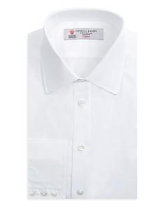 Turnbull & Asser Poplin Classic Fit Dress Shirt - Bloomingdale's_0