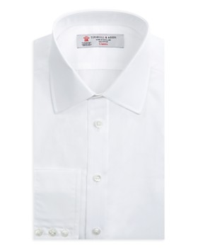 Turnbull & Asser - Poplin Classic Fit Dress Shirt