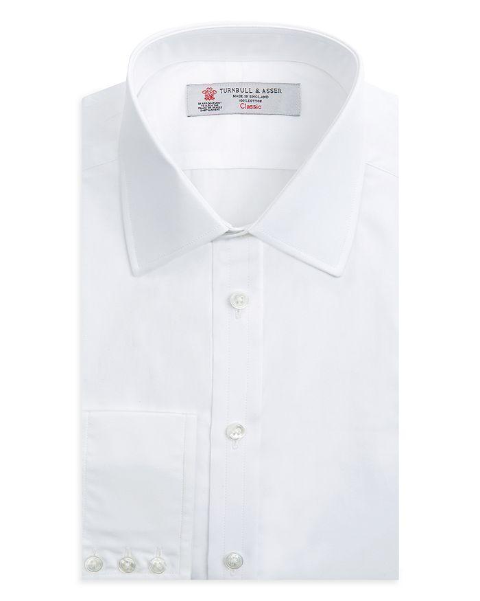 Turnbull & Asser - Poplin Classic Fit Dress Shirt