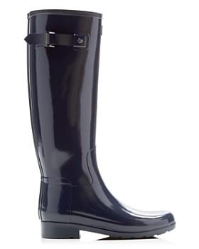 Hunter - Women's Original Refined Gloss Rain Boots