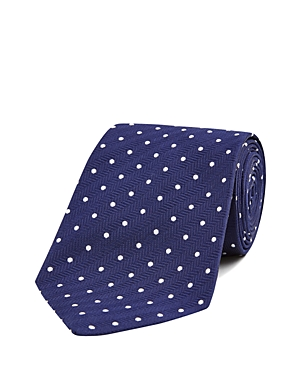 Turnbull & Asser Dot Wide Tie