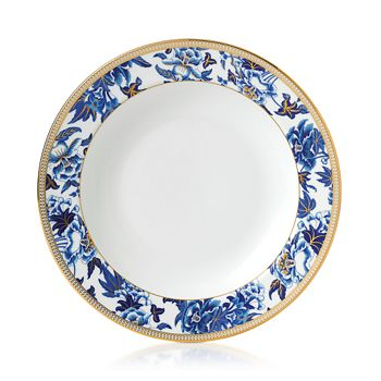 Wedgwood - Hibiscus Rimmed Soup Plate