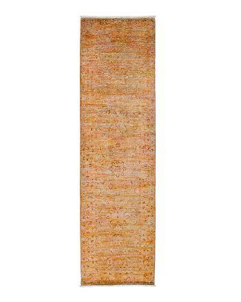 "Solo Rugs - Adina Collection Oriental Area Rug, 2'9"" x 9'7"""