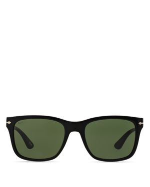 Persol Officina Square Acetate Sunglasses, 55mm