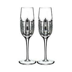 Waterford Essentially Dungarvan Champagne Flutes, Set of 2 - Bloomingdale's Registry_0