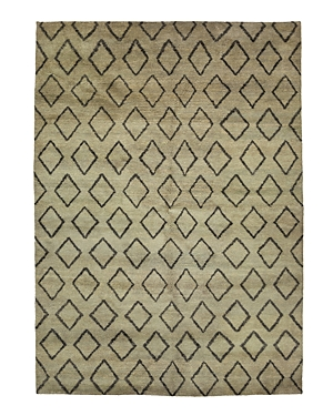 Moroccan Collection Oriental Area Rug, 6'4 x 8'10