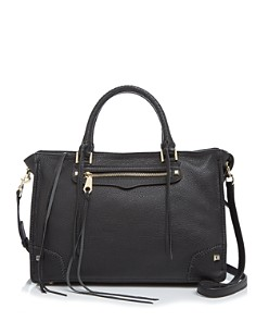 Rebecca Minkoff - Regan Leather Satchel