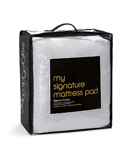 Bloomingdale's - My Signature Mattress Pads - 100% Exclusive