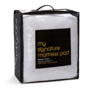 Bloomingdale's My Signature Mattress Pad, King - 100% Exclusive