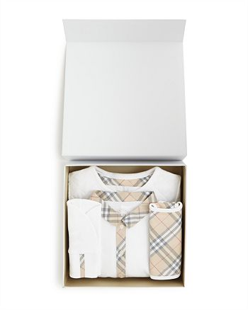 Burberry - Unisex Zayden Coverall & Jacket Set - Baby