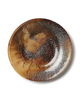 VIETRI - Earth Glass Salad Plate