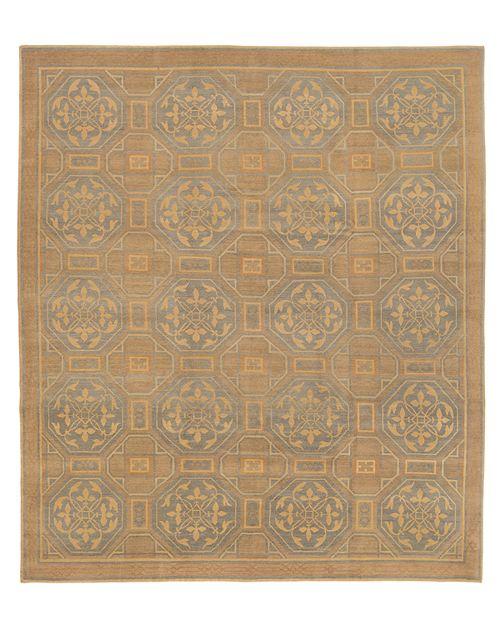 "Tufenkian Artisan Carpets - Cathedral Skylight Area Rug, 8'9"" x 11'6"""