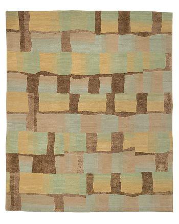 Tufenkian Artisan Carpets - Eva H Neptune Area Rug, 10' x 14'
