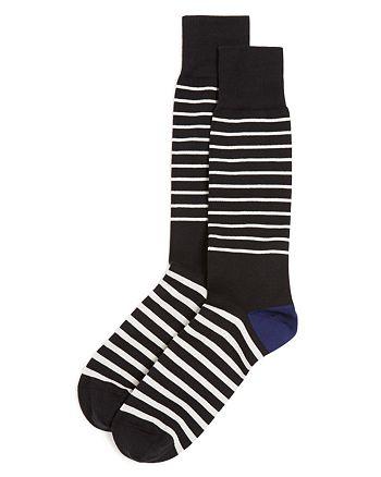 Paul Smith - Unbatty Stripe Socks