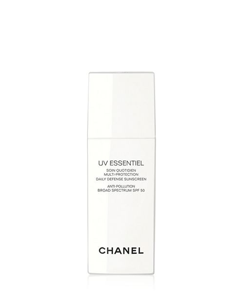 CHANEL - UV ESSENTIAL Daily Defense Sunscreen Anti-Pollution Broad Spectrum SPF 50