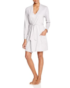 Naked Belted Stretch Jersey Robe