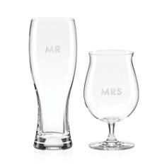 kate spade new york Darling Point Mr. & Mrs. Beer Set - Bloomingdale's Registry_0