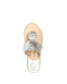 Jack Rogers - Girls' Miss Hamptons Sandals - Walker, Toddler, Little Kid, Big Kid