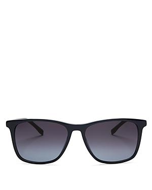 Boss Hugo Boss Multilayer Rectangle Sunglasses, 55mm