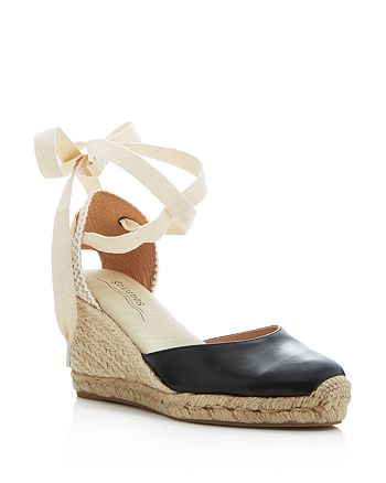 fc5f5fb875b Soludos - Women s Tall Lace Up Espadrille Wedge Sandals