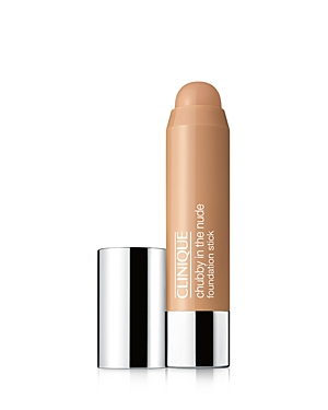 What It Is: A creamy stick foundation for full-face application and touch-ups. What It\\\'S For: All skin types. What It Does: Portable perfection for full-face coverage or bare-minimum touch-ups. Creamy foundation stick blends easily. Long-wearing. Coverage: Sheer to moderate, buildable Finish: Natural Free Of. - Parabens - Phthalates - Oil - Fragrance How To Use It: - Draw several strokes of foundation across the forehead, cheeks, chin and down the bridge of nose. - For sheerer coverage, fingerti