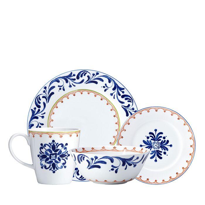 Dansk - Northern Indigo Dinnerware - 100% Exclusive