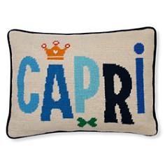 """Jonathan Adler Jet Set Capri Decorative Pillow, 9"""" x 12"""" - Bloomingdale's_0"""