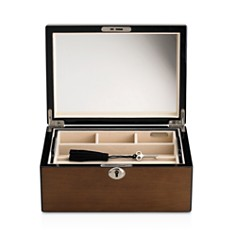 Reed and Barton Natural Instinct Modern Lines Latte Jewelry Box - Bloomingdale's_0