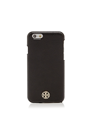 Tory Burch Robinson Hardshell Saffiano Leather iPhone 6/6s Case