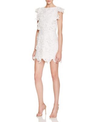3 D Lace Dress   100 Percents Exclusive by Endless Rose