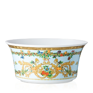 Rosenthal Meets Versace Butterfly Garden Large Open Vegetable Bowl-Home
