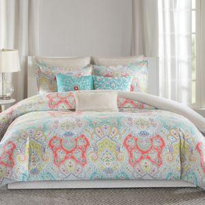 Echo Cyprus Comforter Set, Full
