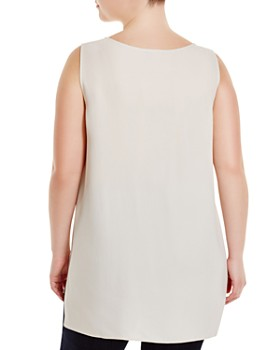 Eileen Fisher Plus - System Silk Tank