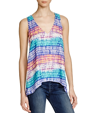 Aqua Festival Tie Dye Top - 100% Exclusive