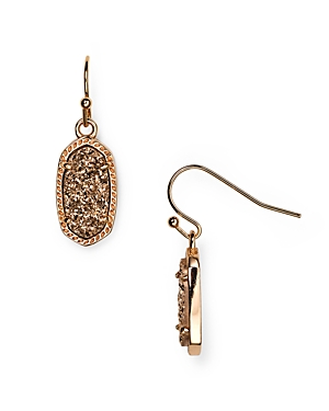 Kendra Scott Lee Agate Drop Earrings