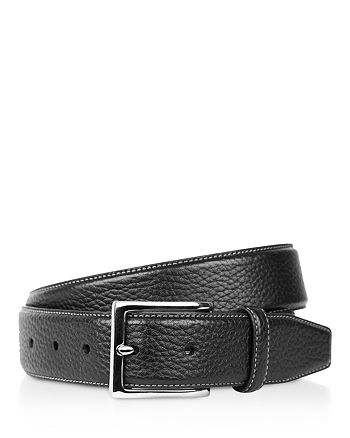 Cole Haan - Pebble Leather Belt