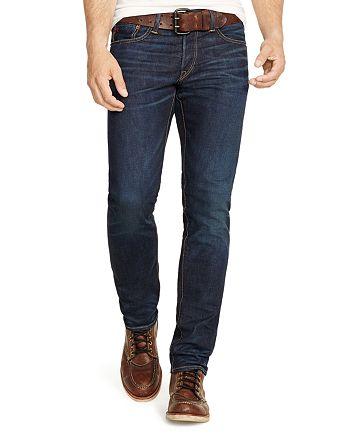 Wash Slim Sullivan Jeans Ralph Stretch Polo In Hamilton Lauren Fit W2E9IDH