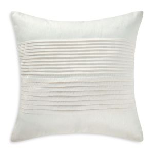 Waterford Marcello Pleat Decorative Pillow, 18 x 18