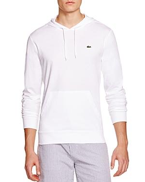 Lacoste Pullover Hoodie Sweatshirt