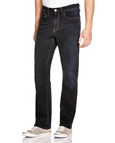 34 Heritage - Charisma Comfort-Rise Classic Straight Fit Jeans in Midnight Austin
