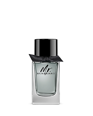 Introducing Mr. Burberry. Classic yet contemporary; sophisticated and sensual. The new fragrance for men captures the essence of London and its moments, fusing classic scents of British perfumery with unexpected ingredients. Fresh and crafted top notes of crisp zesty grapefruit, cut with a seductive base of earthy vetiver and smokey guaiac wood. The bottle is inspired by the iconic black Burberry trench coat-its quality, craftsmanship, style and timeless appeal-and honors its signature design de