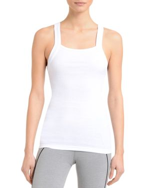 2(x)ist Square Neck Ribbed Tank