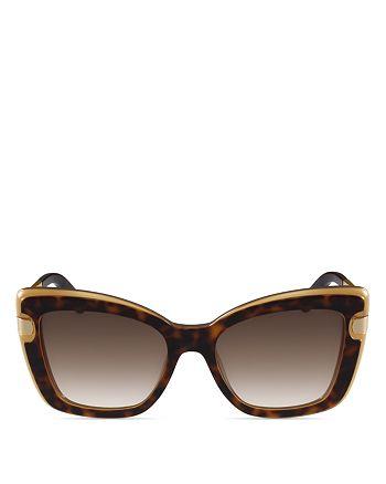 86b46c0a13 Salvatore Ferragamo - Women s Zyl Square Butterfly Sunglasses