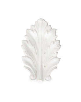 """Juliska - Acanthus Whitewash 7"""" Leaf Tray"""