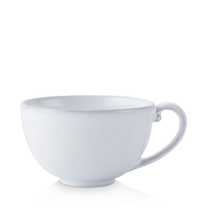 Juliska - Quotidien White Truffle Tea/Coffee Cup
