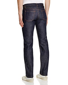 A.P.C. - New Standard Straight Fit Jeans in Indigo