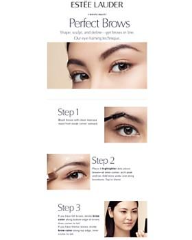 Estée Lauder - Eyeliner/Brow Brush 20